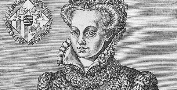 Biografie Anna van Saksen